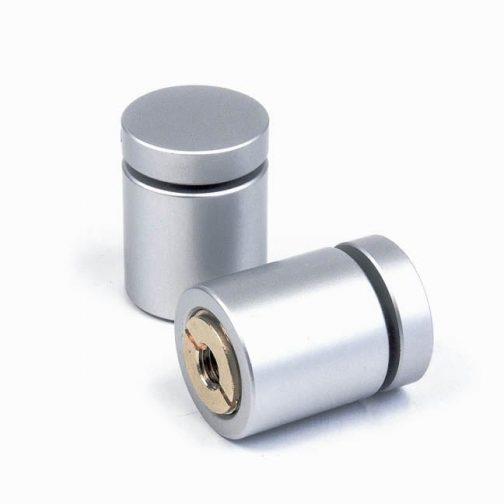 WSM2020-M6-modular-aluminum-sign-standoff-support-double